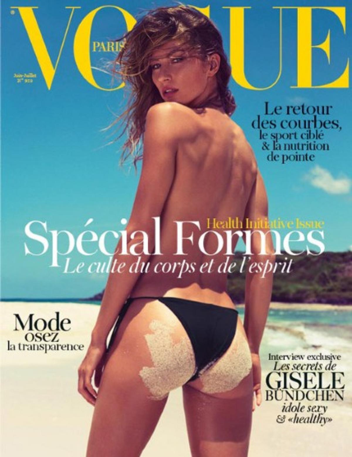 Vogue 2012 june